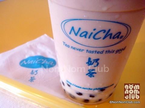 NaiCha Oolong Milk Tea
