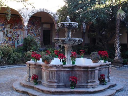 El Instituto  San Miguel Allende Guanajuato