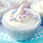Gluten free creamy ocupcakes