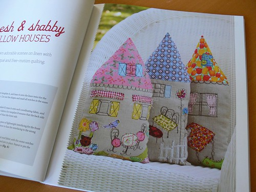 Stash Happy Applique book review