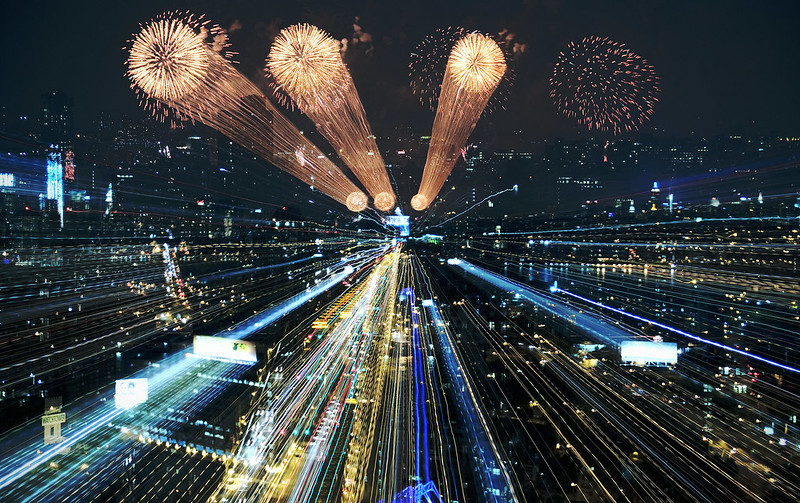 Macy's New York Fireworks 2012