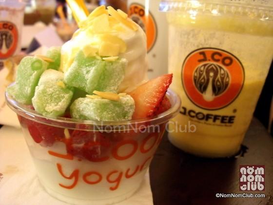 J.COOL Yogurt
