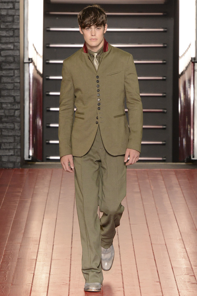 Jacob Young3066_SS13 Milan SS13 Milan John Varvatos(VOGUE)
