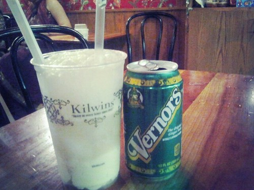 Vernors float