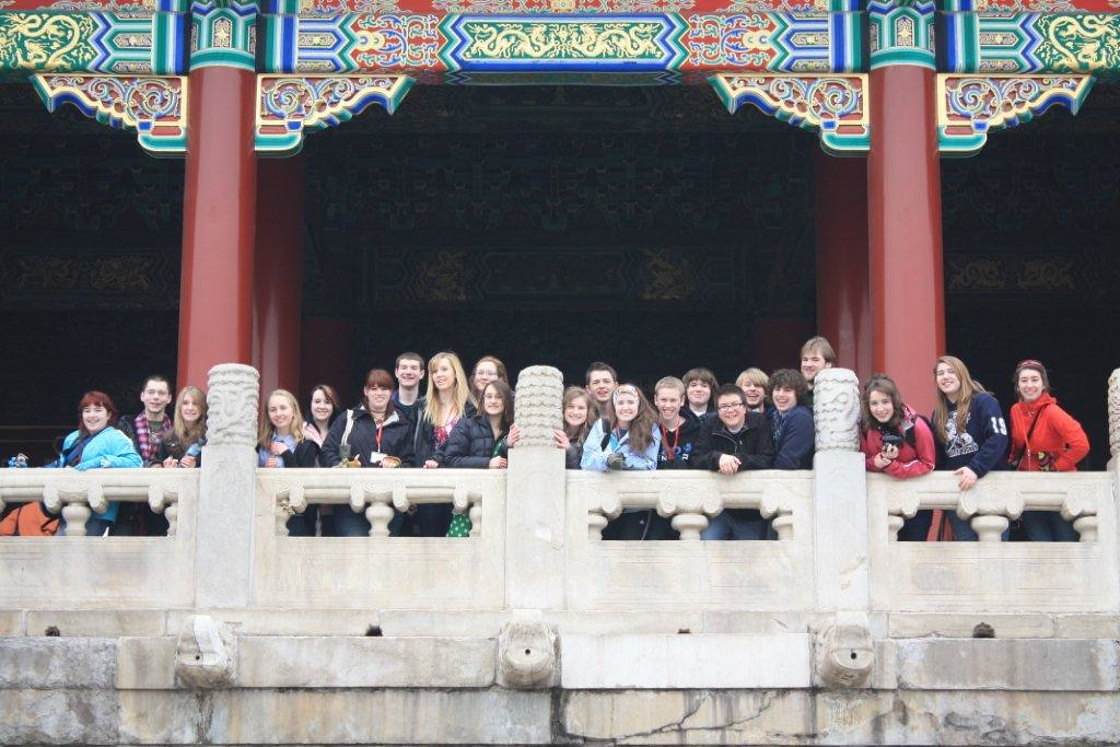 Chukiak High School Choir 2010 Tour of China