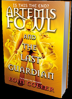 Eoin Colfer, Artemis Fowl and the Last Guardian