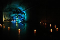 The Majesty, Old Vic Tunnels - Blue Moon