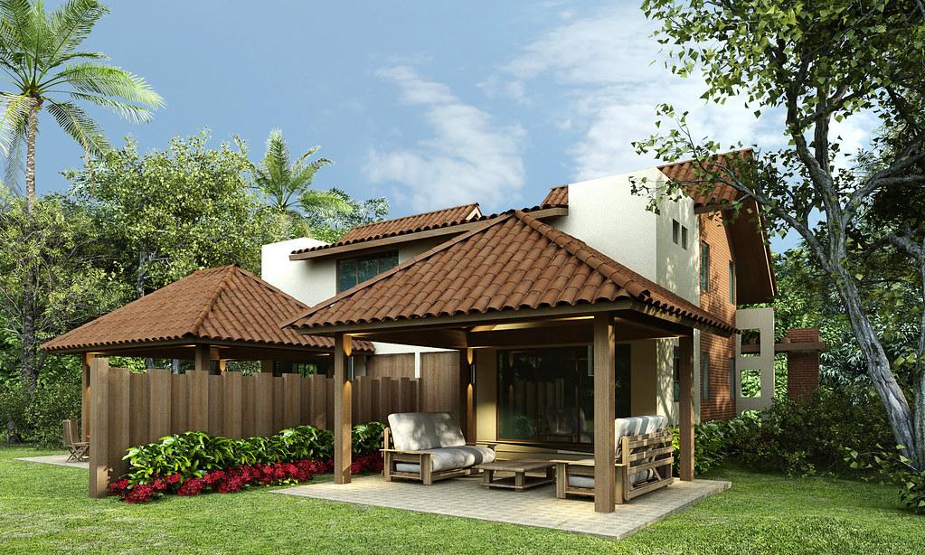 Procasty villas ximenoa gardens jarabacoa republica for Villas en jarabacoa