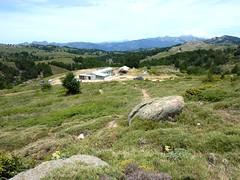 Arrivée à la bergerie de Croce (I Croci) sur le nouveau GR20