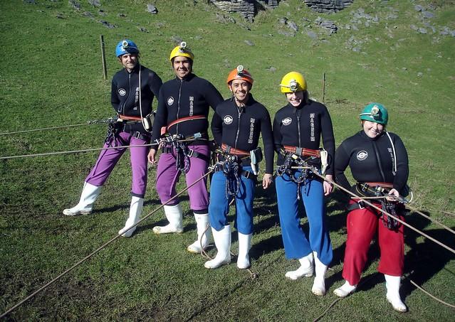 Waitomo - Nova Zelândia - Esporte radical