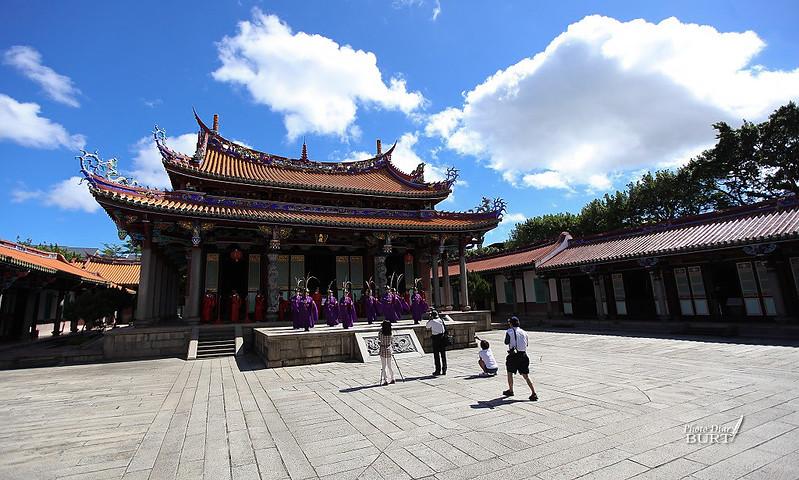 孔廟大成殿