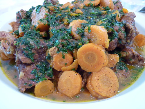tajine veau aux carottes 01