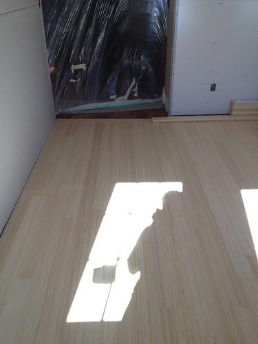 Day 10: Bamboo floor