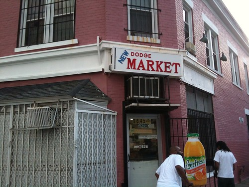 New Dodge Market