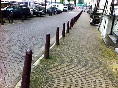 Postes em Amsterdam