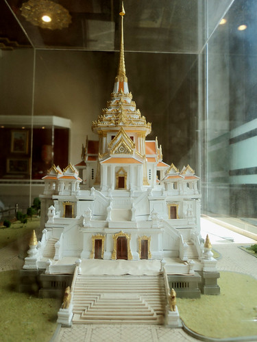Temple Model, Wat Trimitr