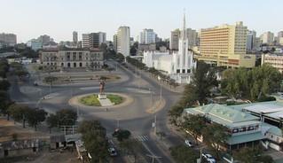 Imatge de  Mouzinho De Albuquerque. mozambique maputo thecathedral ccfm theindependencesquare themunicipalcouncilbuilding mouzinhodealbuquerquesquare