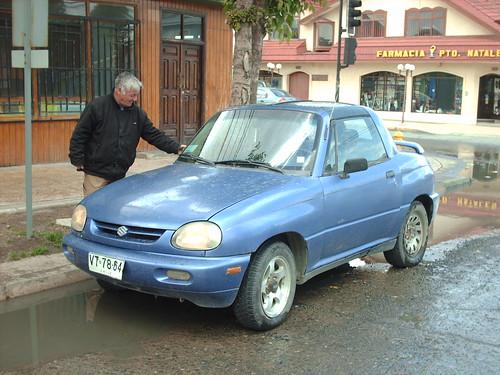Suzuki X90 Natales