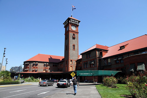 Portland - Union Station