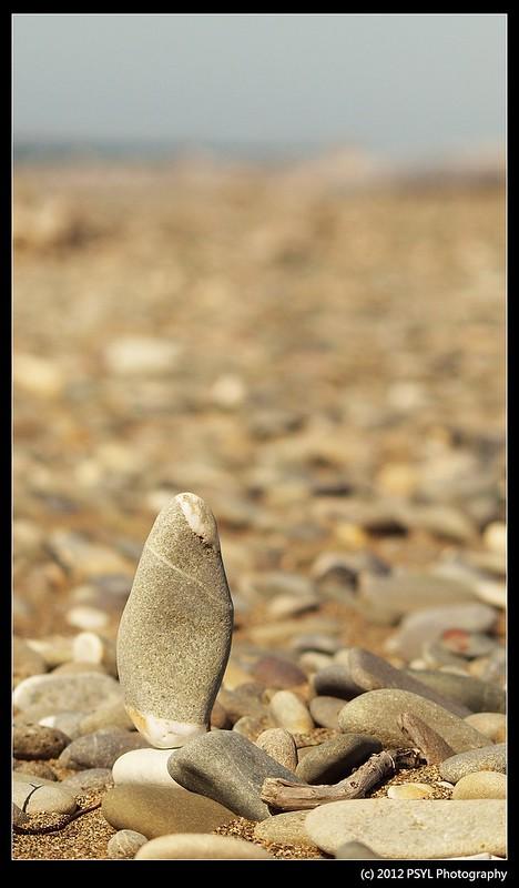 Rock balancing 2