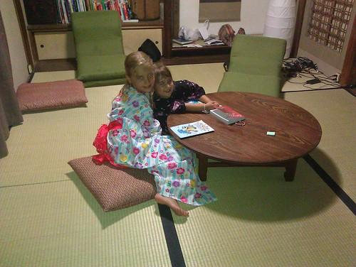 Dans notre maison japonaise by ngoldapple