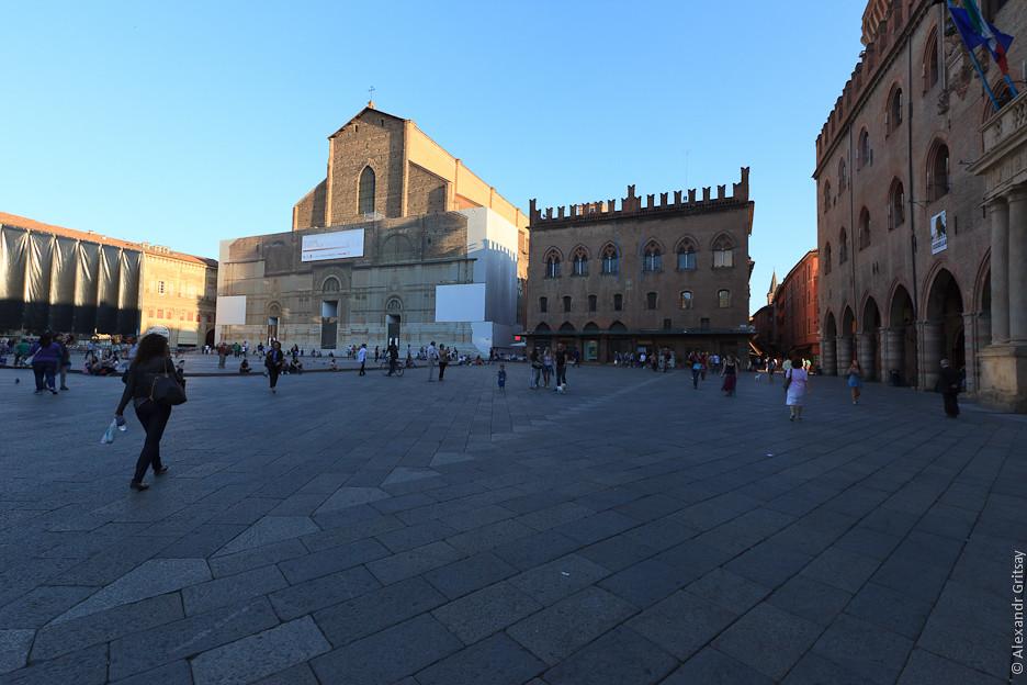 Милан. Встреча у Триумфальной арки