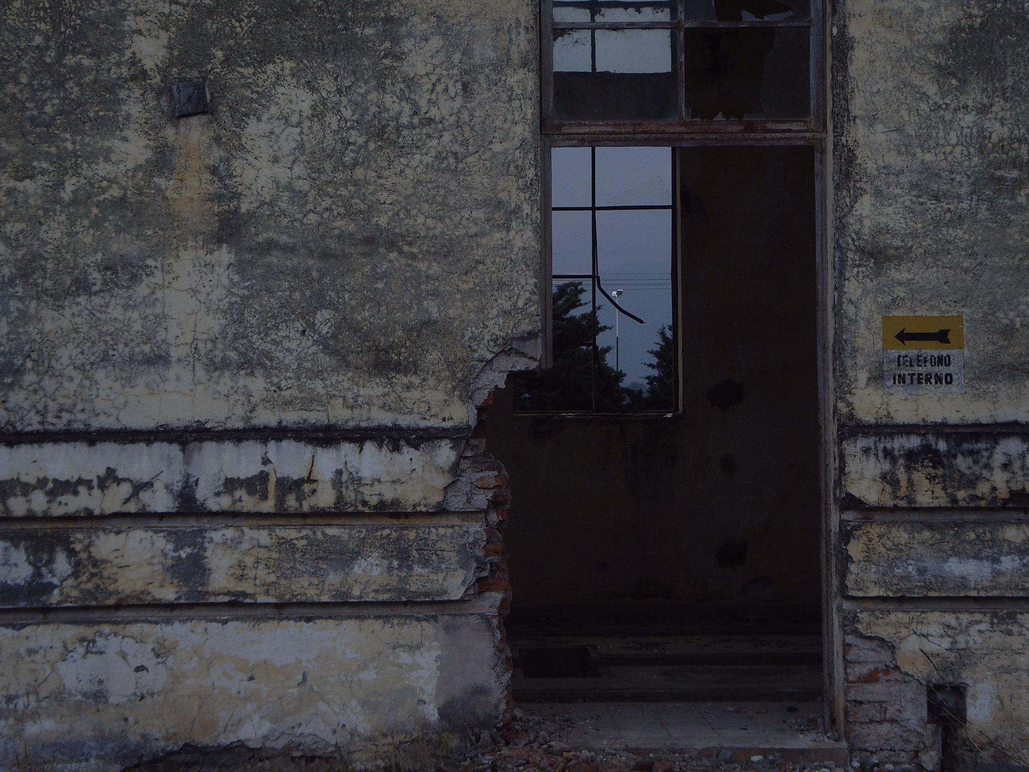 Imagenes De Sentirse Abandonado: [Publicidad] Fotos De Un Lugar Abandonado