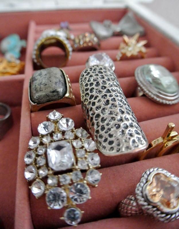 Jewelry Re-do