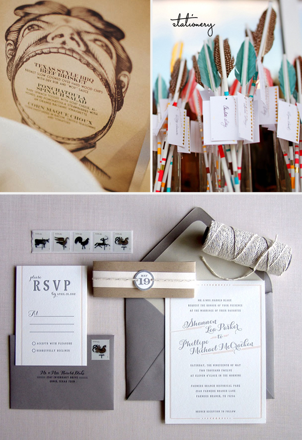 Wedding Stationery | Lovestru.ck Events