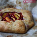 crunchy summer fruit galette