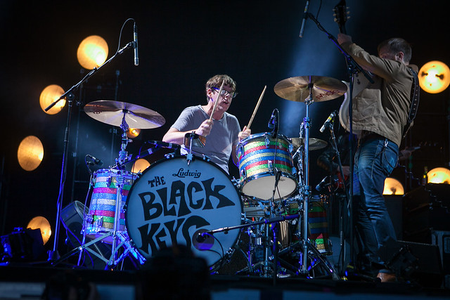 The Black Keys på Øyafestivalen 2012