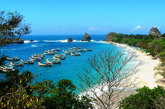 7764259388 1602536028 m Tanjung Papuma   a Stunning south coast of Java