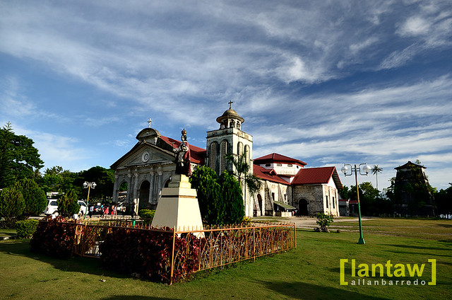 Pangalo Church Late Afternoon