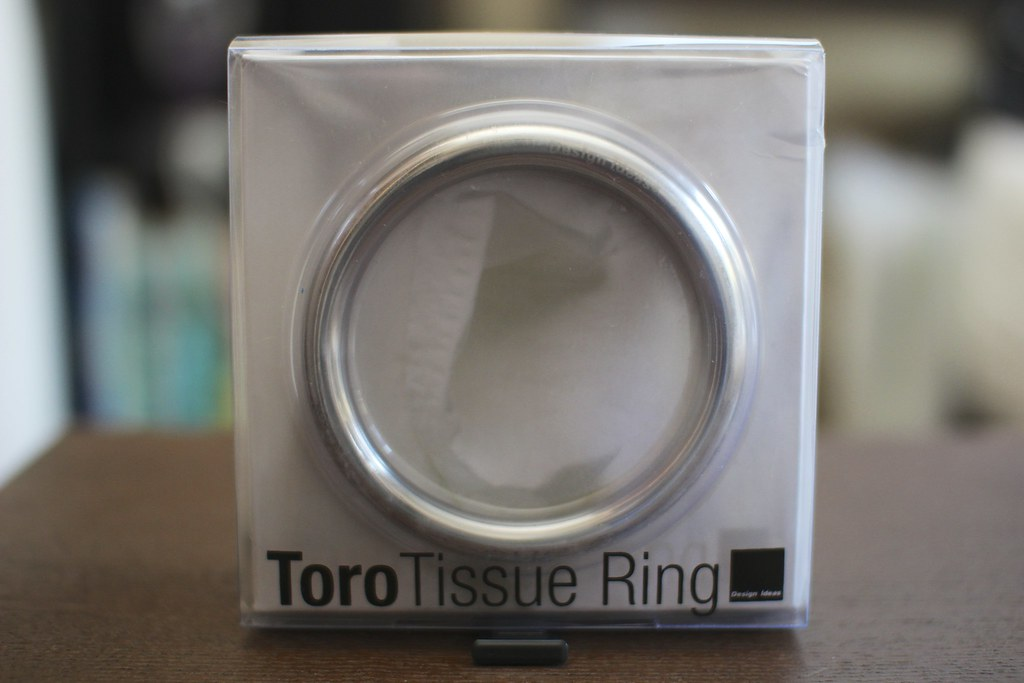 "Vessel ""toro tissue ring"""