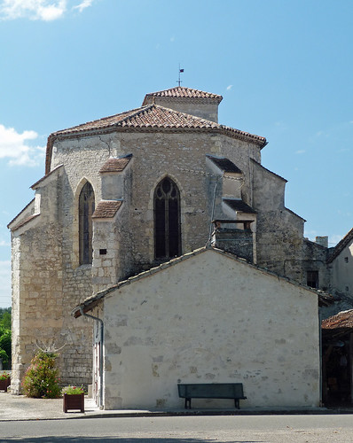 Durance - L'Eglise Saint Etienne 03
