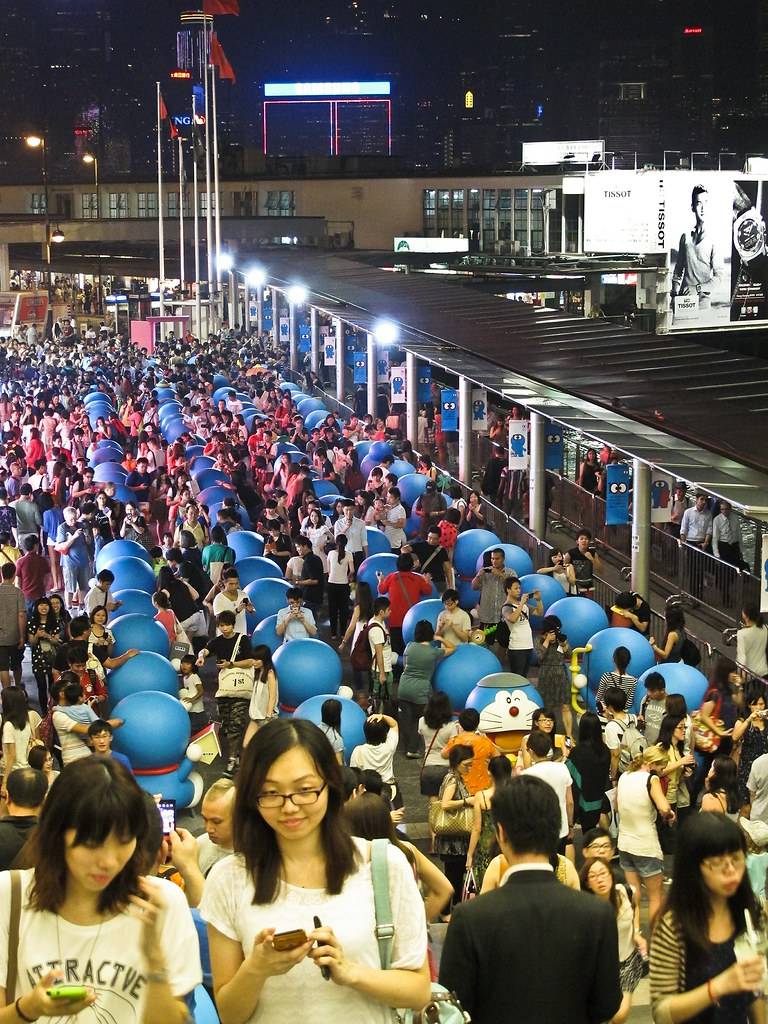 Doraemon 100 years celebration 多啦A夢出生前的100年祭 ...