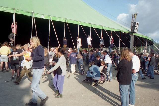 Roskilde Festival, 1995
