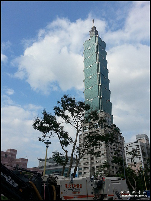 Taipei 101 (台北101 / 臺北101)