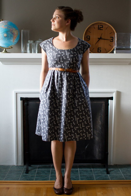 dear stella washi dress