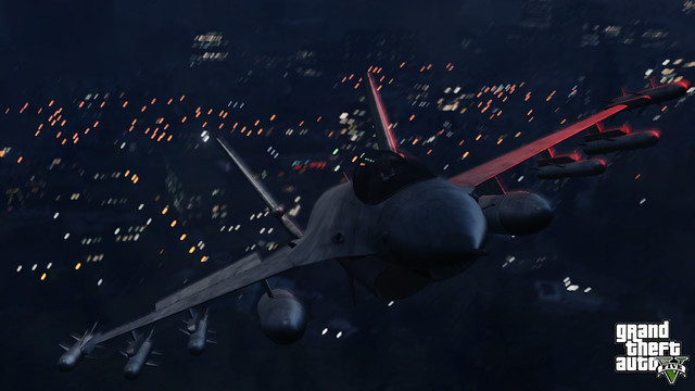 Grand Theft Auto V Screen 2