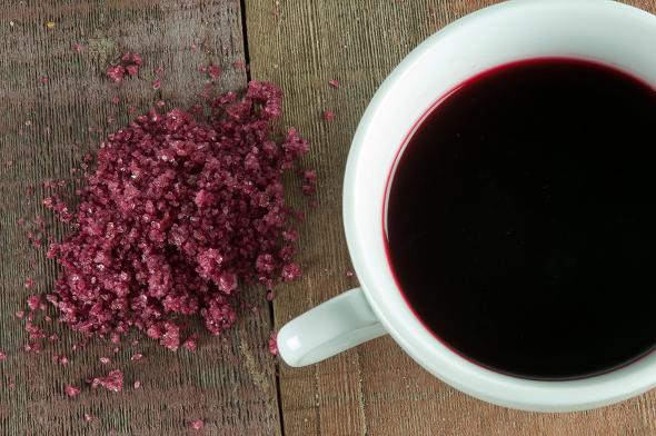 Hibiscus Tea Salt