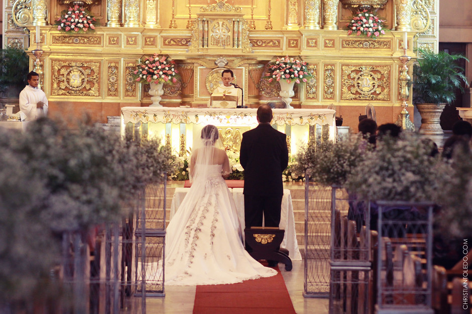 Cebu Metropolitan Cathedral Wedding, Cebu Wedding Photographer