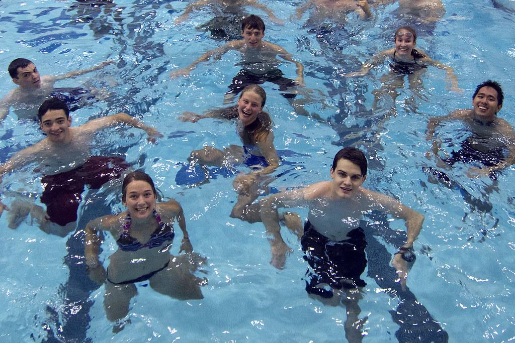 MIT Swim Test | Flickr