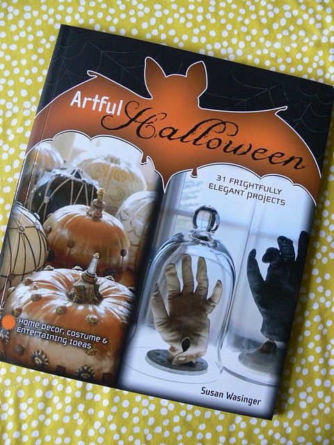Artful Halloween: Review and Giveaway