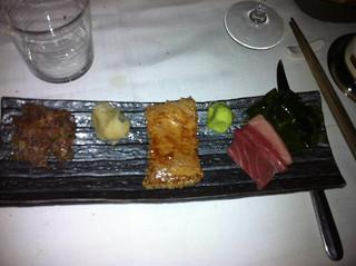 Los tres atunes