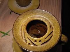 月光杯與舒米茶。