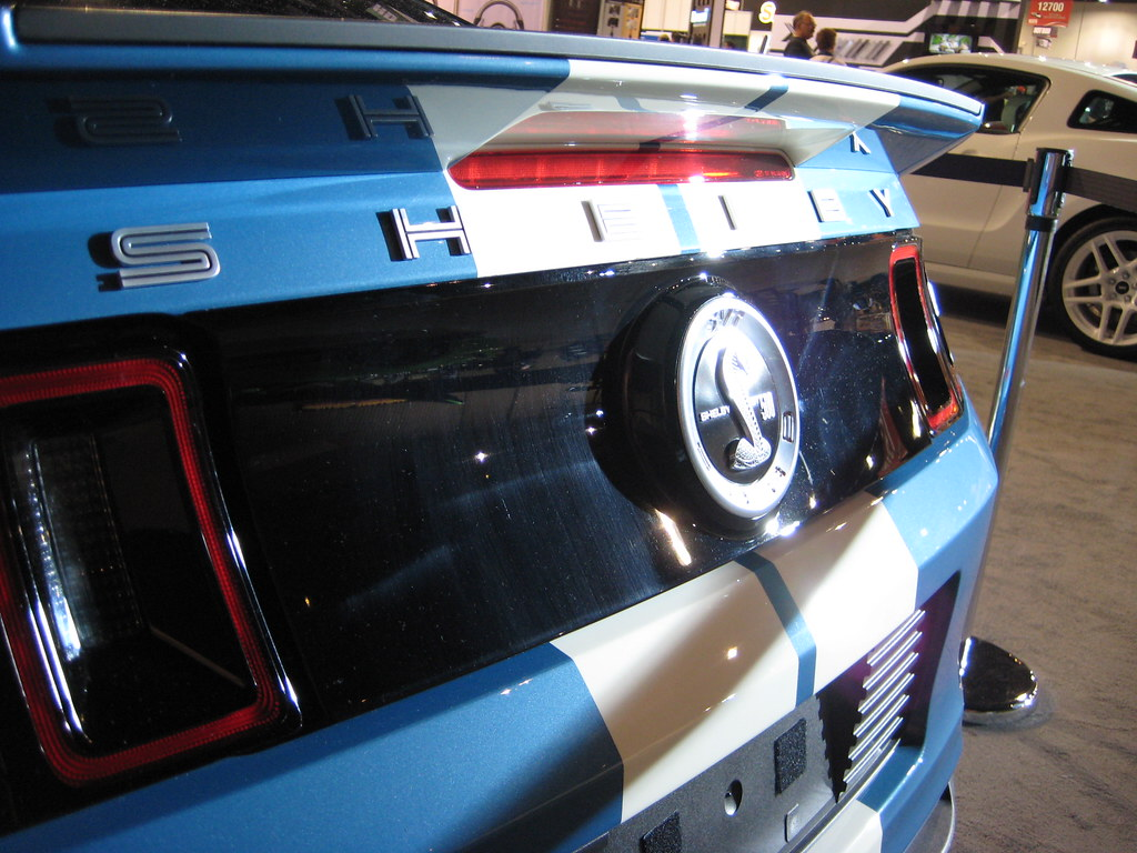 Ford Shelby GT500 SEMA Show 2012