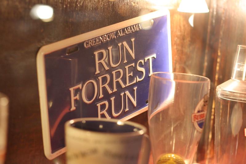 Run forrest