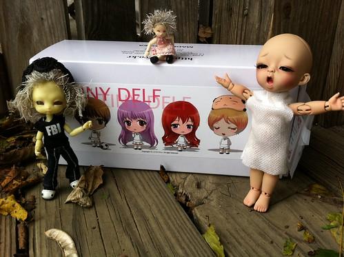 Well, Dere Go's Da Neighborhood.... by DollZWize