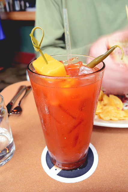 Deli Bar Bloody Mary